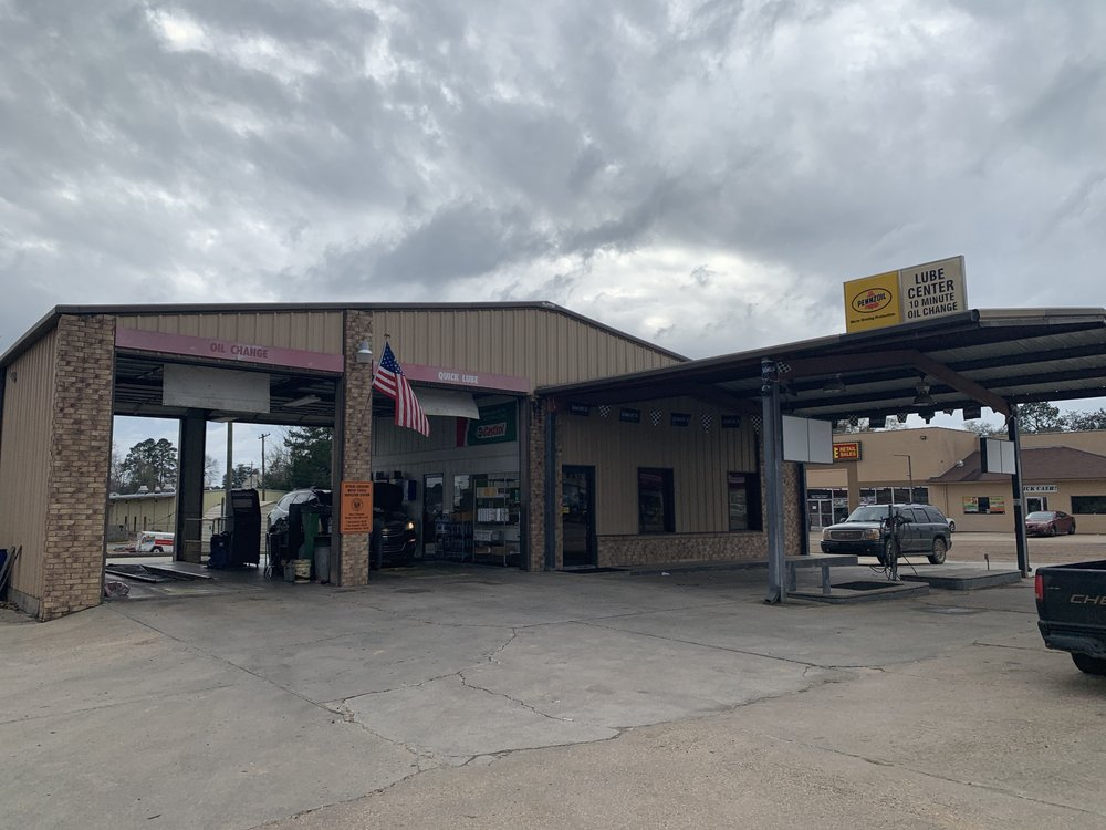 Flash Lube Oil: 205 W Court St, Winnfield, LA