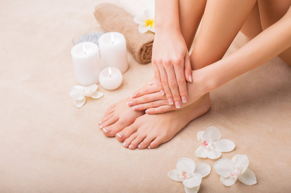 Hunterdon Hills Nail & Spa: 1386 US 22, Lebanon, NJ