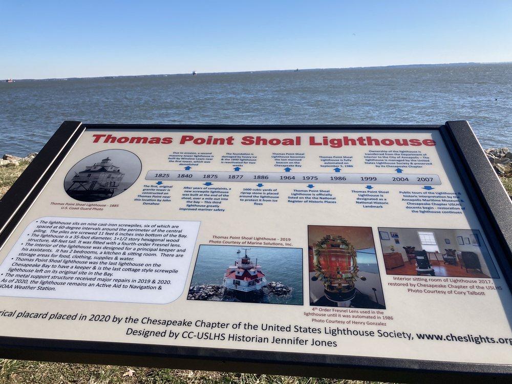 Thomas Point Park: 3890 Thomas Point Rd, Annapolis, MD