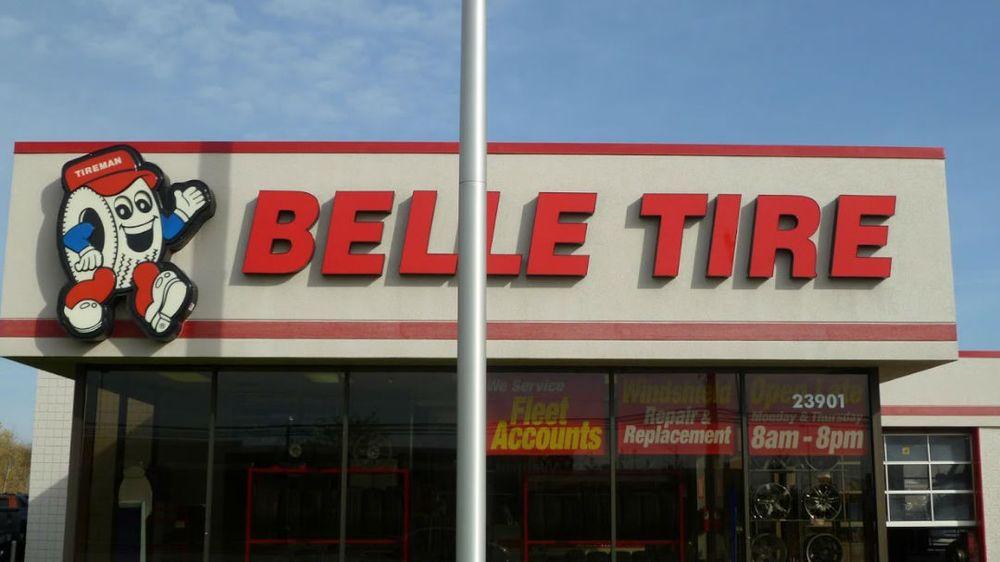 Belle Tire - Auto Repair - 815 Joe Mann Blvd, Midland, MI ...