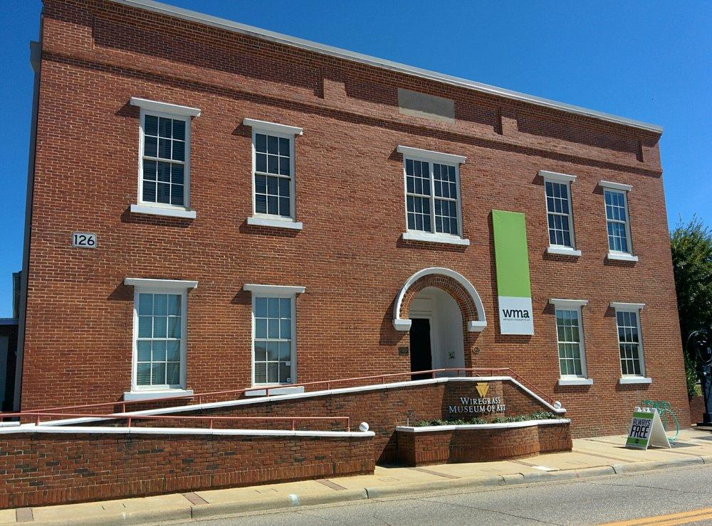 Wiregrass Museum of Art: 126 Museum Ave, Dothan, AL