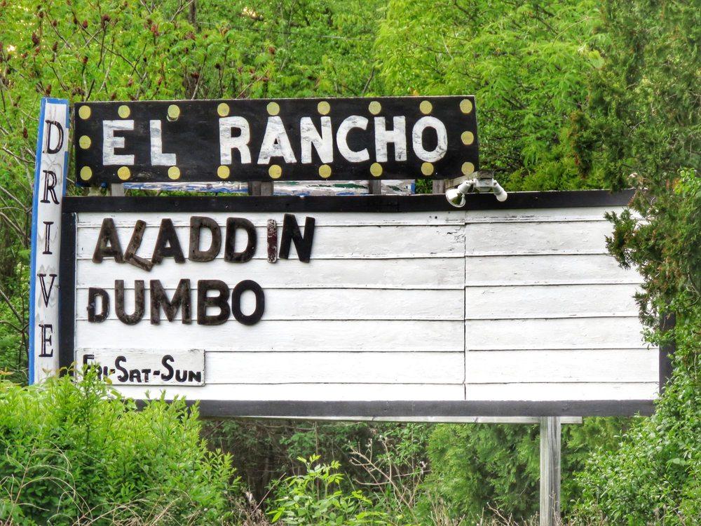 El Rancho Drive In Theater: 6070 Highway 5, Palatine Bridge, NY