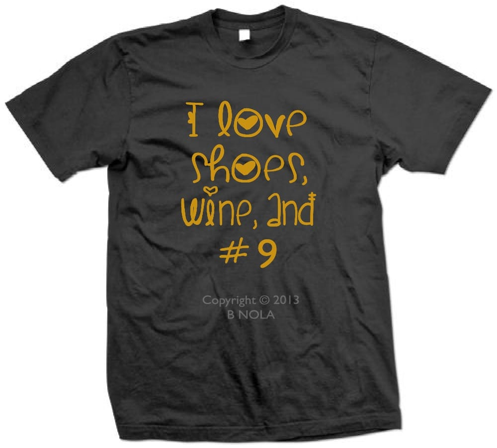 I Love Shoes, Wine, and #9 $22 - Yelp