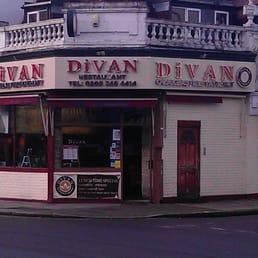 divans restaurant turks 163 ballards ln finchley