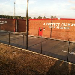 Photo Of A Perfect Climate Self Storage Jacksonville Nc United States