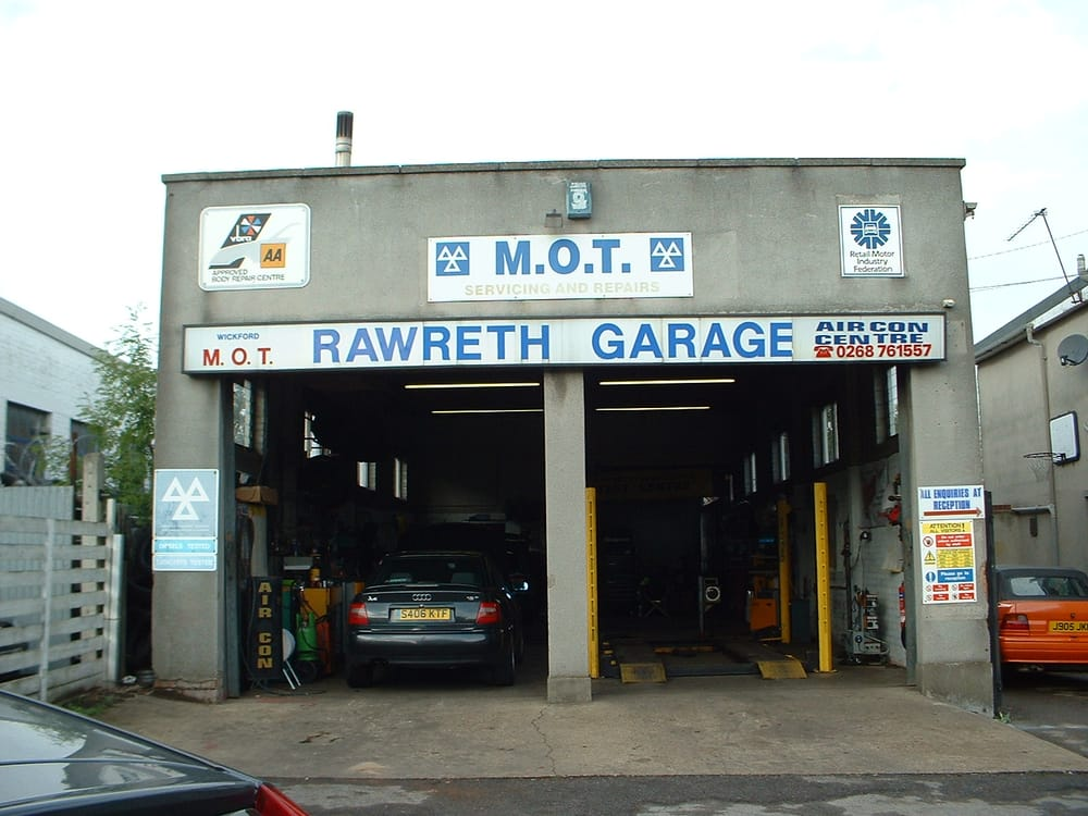 Rawreth garage autolackiererei karosseriewerkstatt for Garage ford saint louis