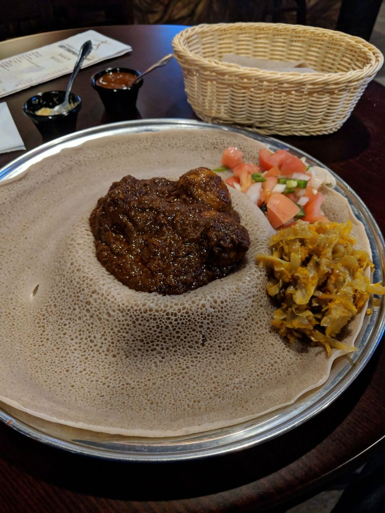 Lucy Ethiopian Restaurant - Bethesda: 4865 Cordell Ave, Bethesda, MD