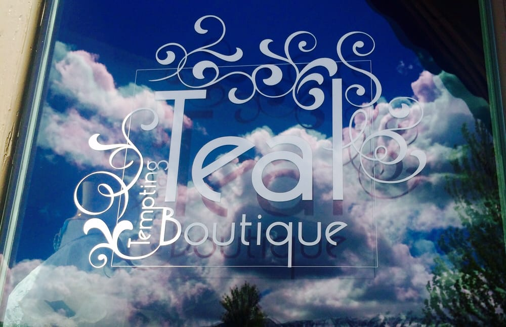 Tempting Teal Boutique: 12 S Main St, Joseph, OR