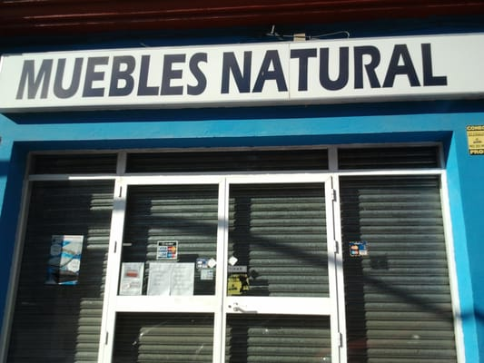 Muebles Natural - Furniture Shops - Avenida de Pino ...