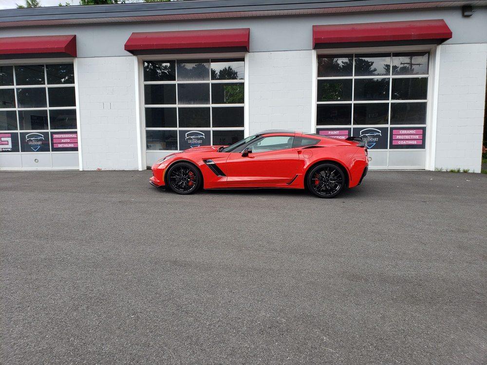 Legendary Auto Salon: 973 Rte 9, Queensbury, NY