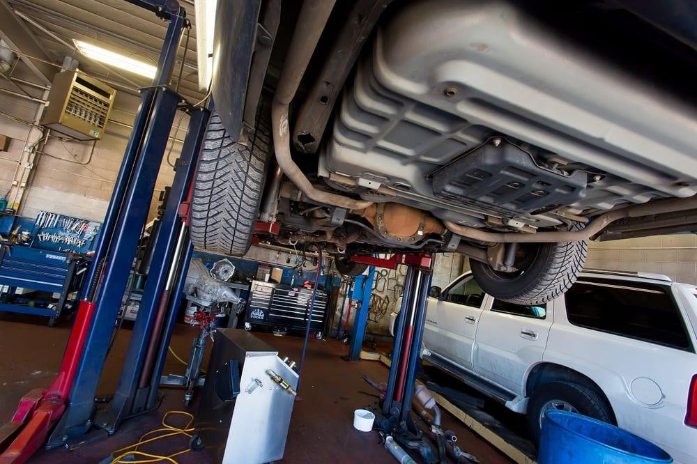 AAMCO Transmissions & Total Car Care - Auto Repair - 10500