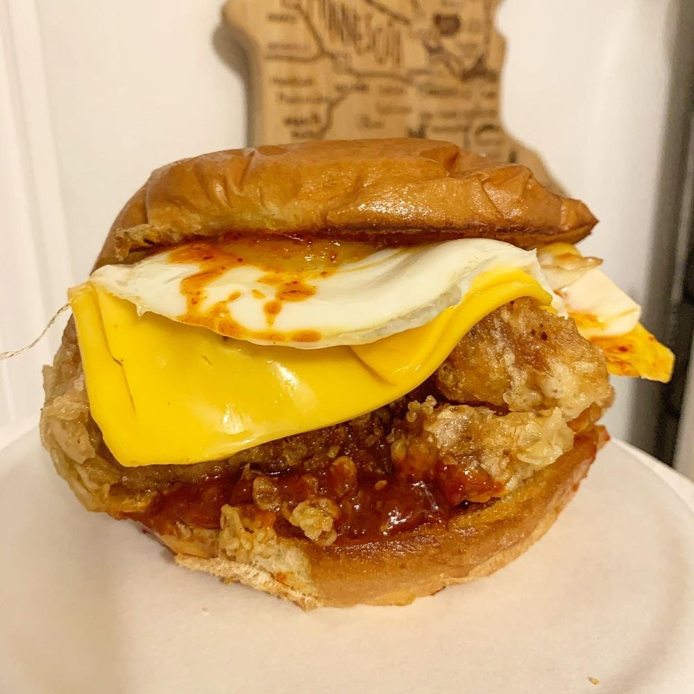 Bap And Chicken: 1328 Grand Ave, Saint Paul, MN