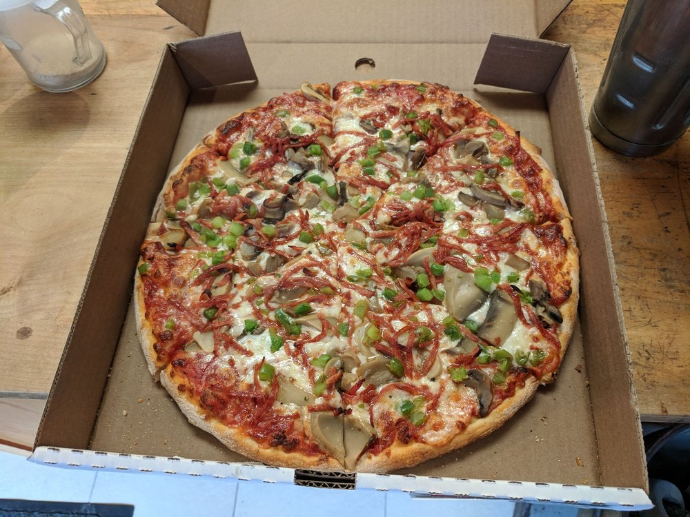 Antonino's Original Pizza: 4350 Howard Avenue, Windsor, ON