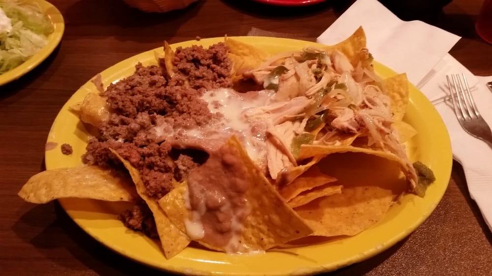El Bigotes Mexican Grill: 967 W Main St, Abingdon, VA