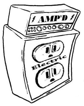 Amp'd Electric: 307 S Tree Ct, Newport, NC