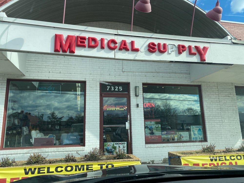 Medical Supply Super Store: 7325 Richmond Hwy, Alexandria, VA
