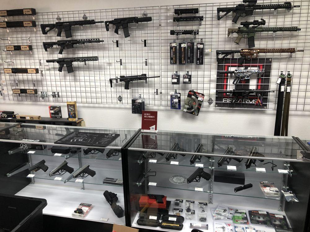 Triple J Firearms: 6911 Fm 1488 Rd, Magnolia, TX