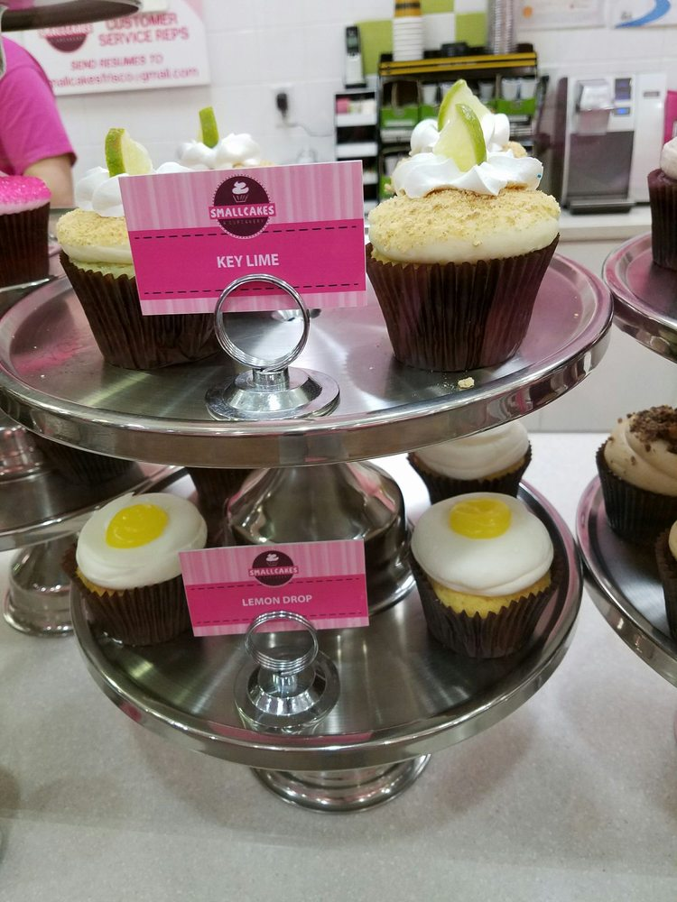 Small Cakes Cupcakery Frisco
