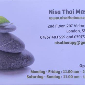 nisa thai massage gothenburg massage