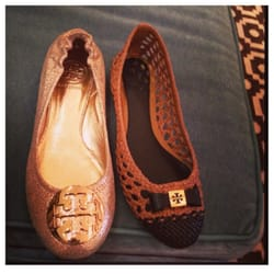Photo of Tory Burch - Los Angeles, CA, United States. Summer flats!