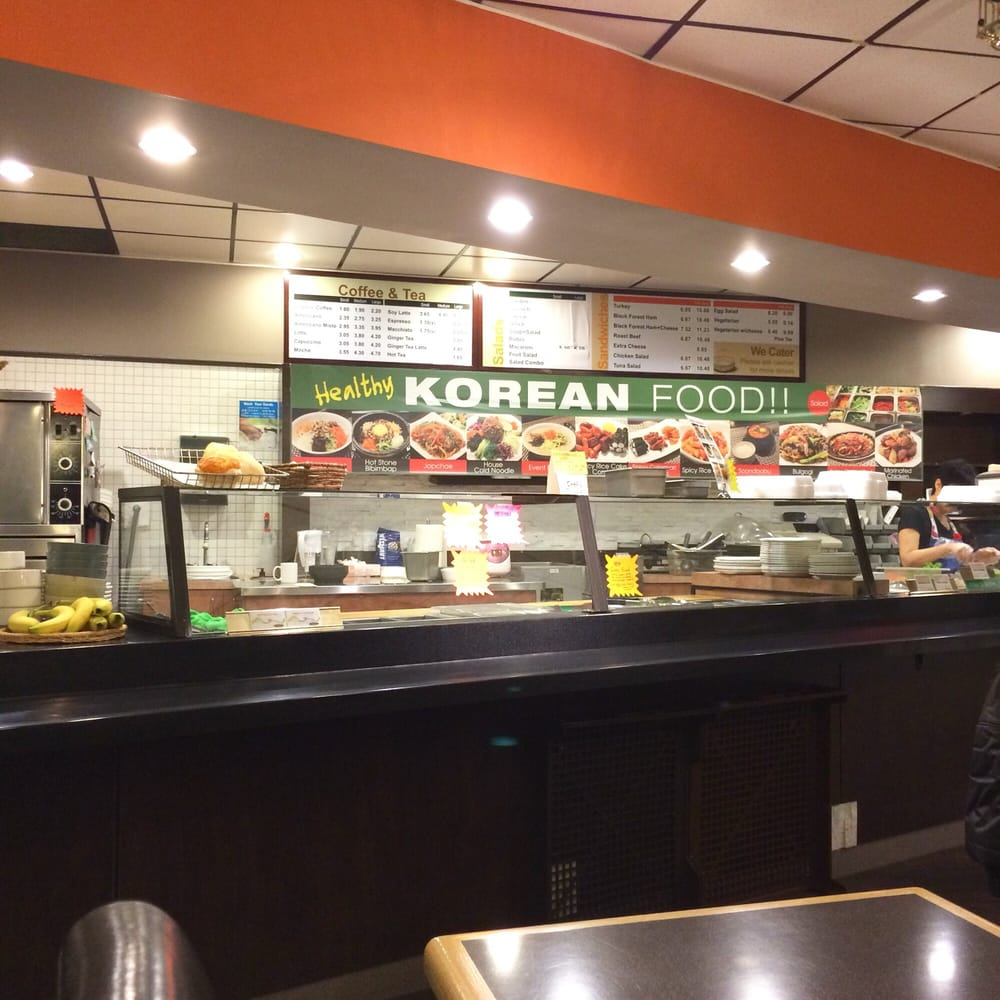 Burrard Street Food Court
