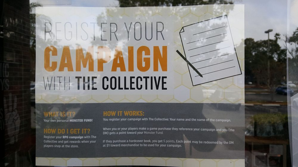 The Collective: A Comic & Game Community: 515 E Altamonte Dr, Altamonte Springs, FL