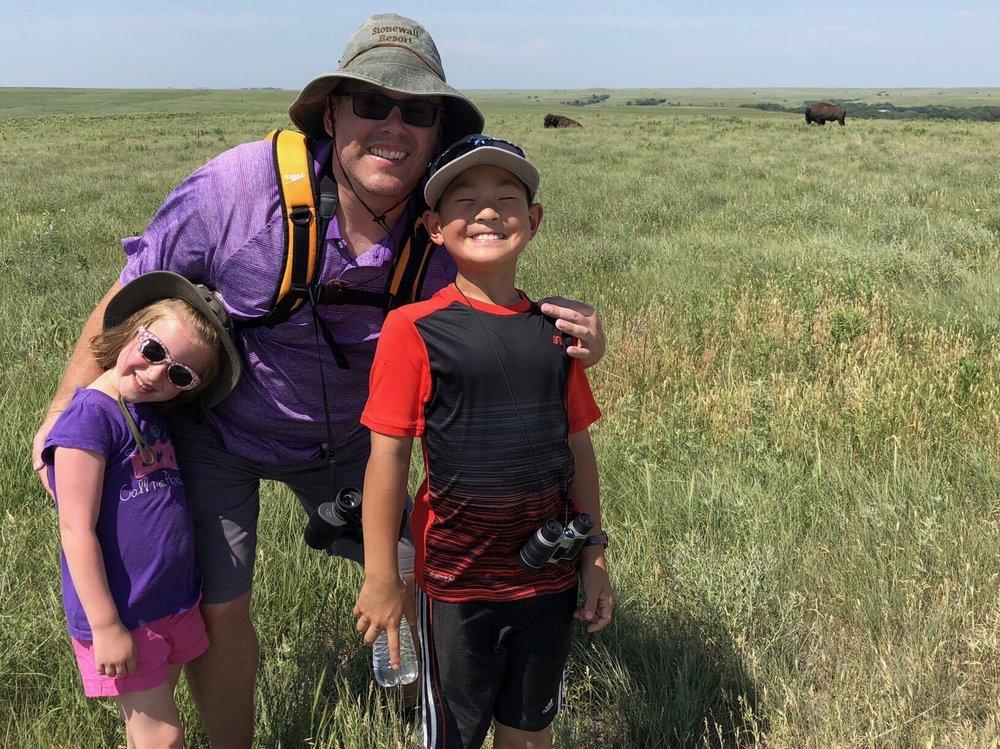Tallgrass Prairie National Preserve: 2480 Ks Hwy 177, Strong City, KS