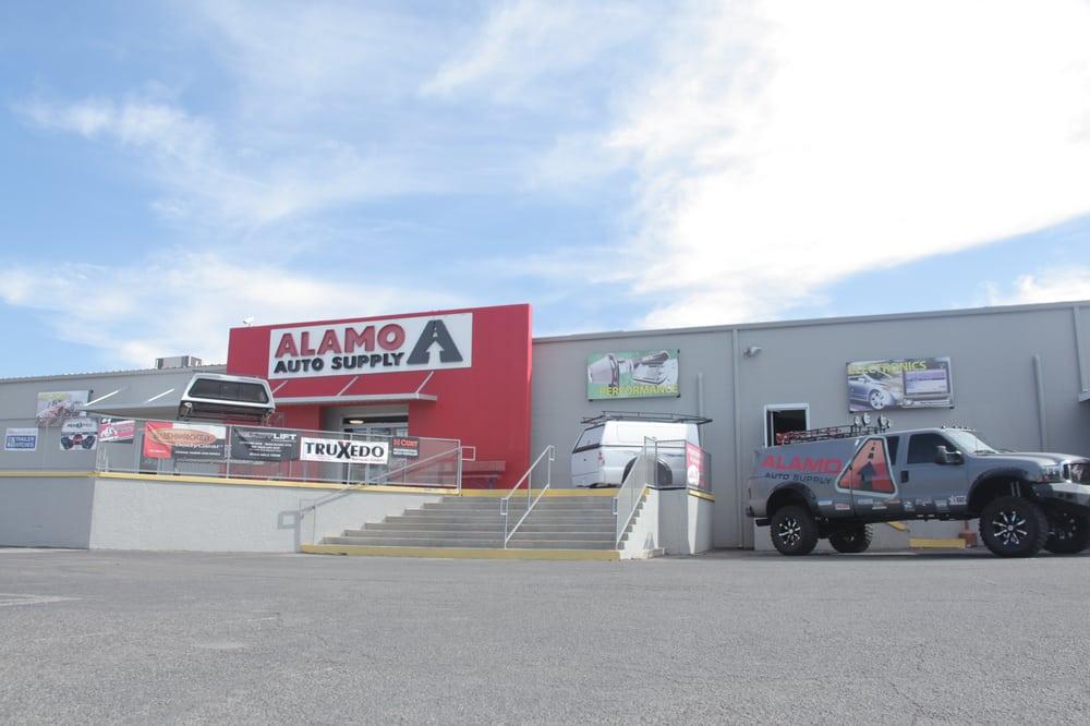Alamo Auto Supply: 5923 Gateway Blvd W, El Paso, TX
