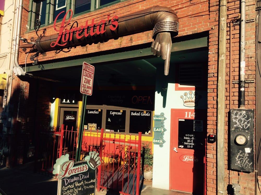 Loretta S Cafe Asheville Nc
