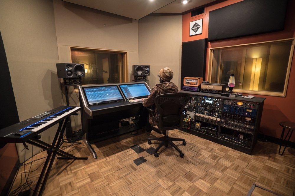 The Press Recording Studio: 11 S San Joaquin St, Stockton, CA