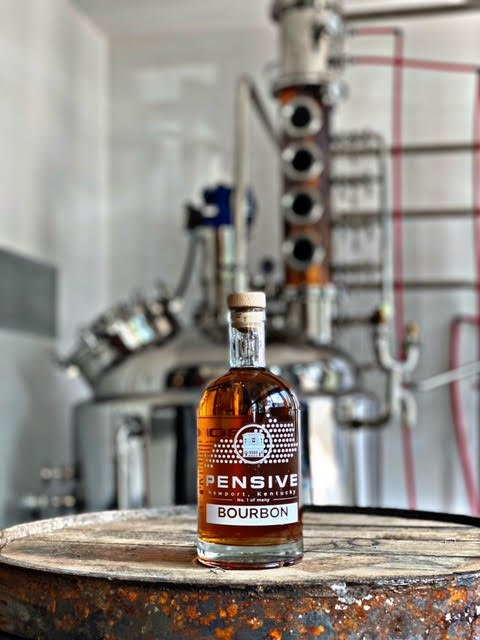 Pensive Distilling Co.: 720 Monmouth St, Newport, KY
