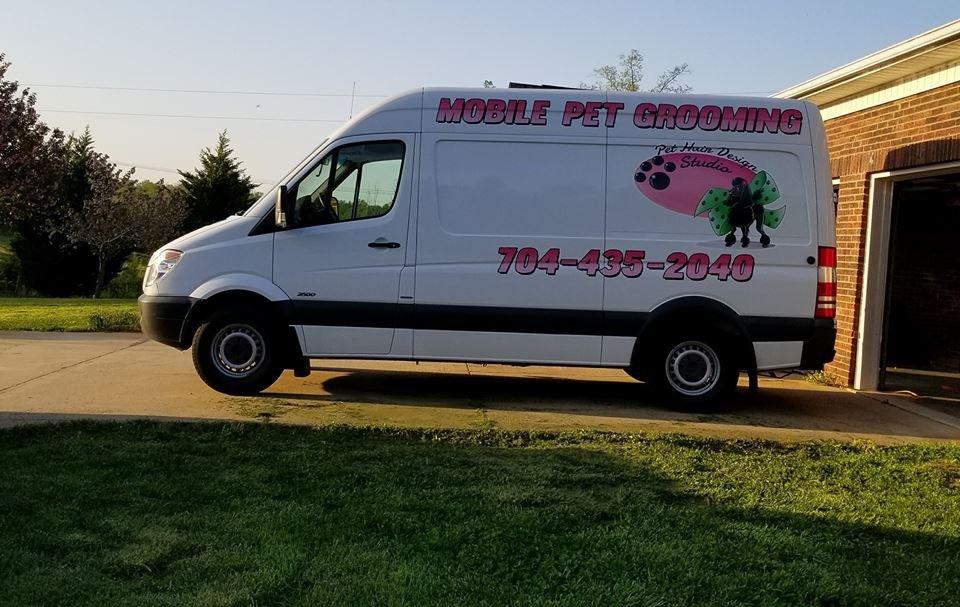 Pet Hair Design Studio: Cherryville, NC