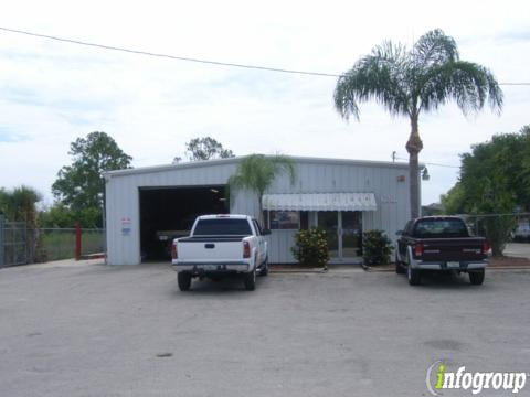 Wayne's Garage: 7501 Aluminum Rd, North Fort Myers, FL
