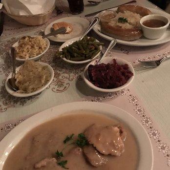 Edelweiss Restaurant Pa Menu