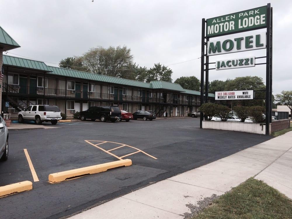 Hotels In Allen Park Mi