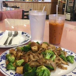 Siam Kitchen Express Menu