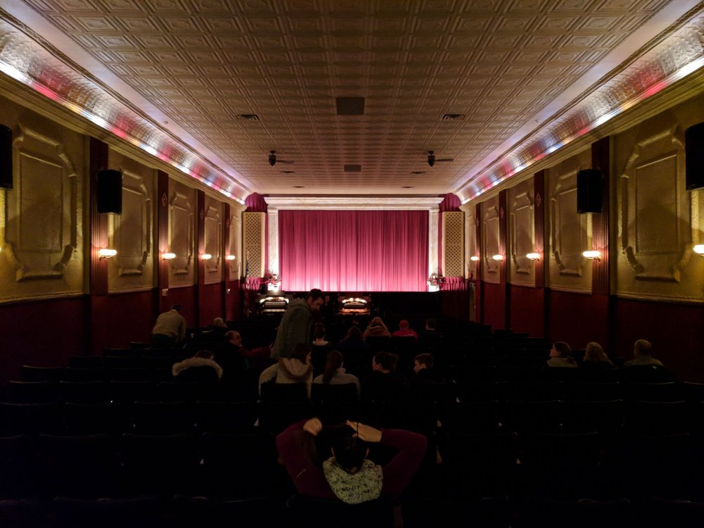Grand Theater: 252 Main St, East Greenville, PA
