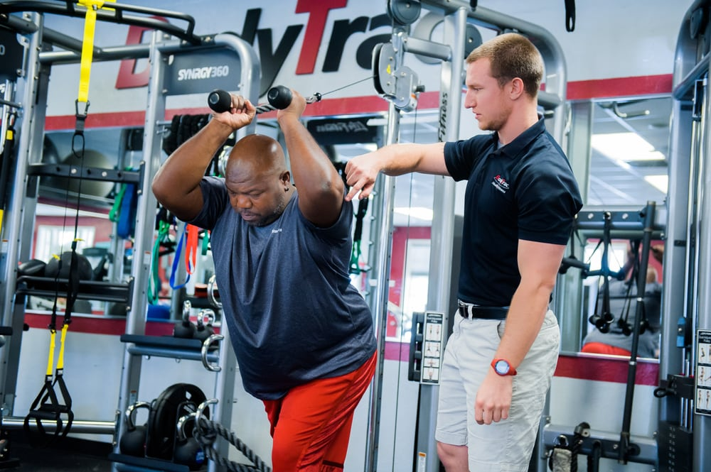 BodyTrac Health & Fitness - Westchase: 11667 Countryway Blvd, Tampa, FL