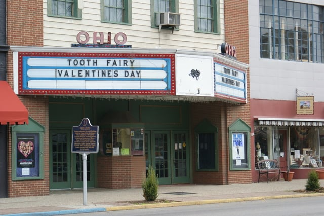 Ohio Theater Movie Line: 105 E Main St, Madison, IN
