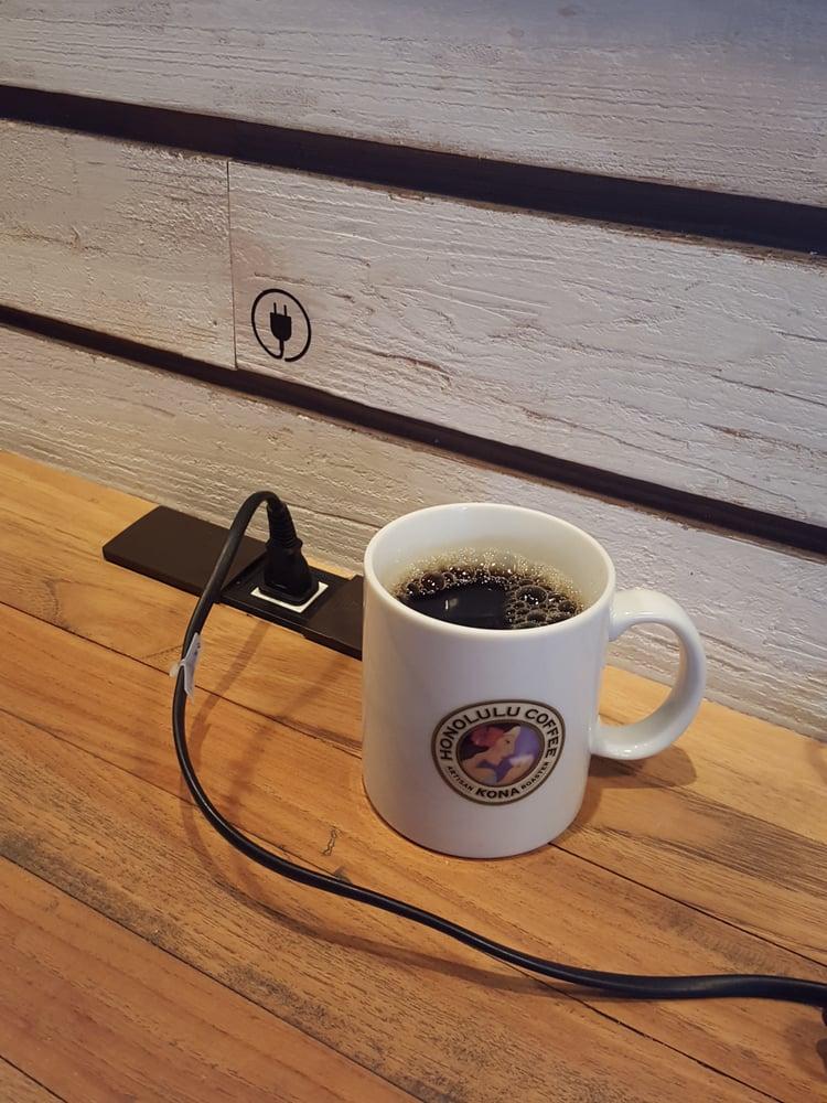 ホノルルコーヒー 赤坂見附店の画像