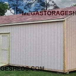 Photo of Mega Storage Sheds - Austin TX United States. storage sheds & Mega Storage Sheds - Local Services - 5304-A S Pleasant Valley ...
