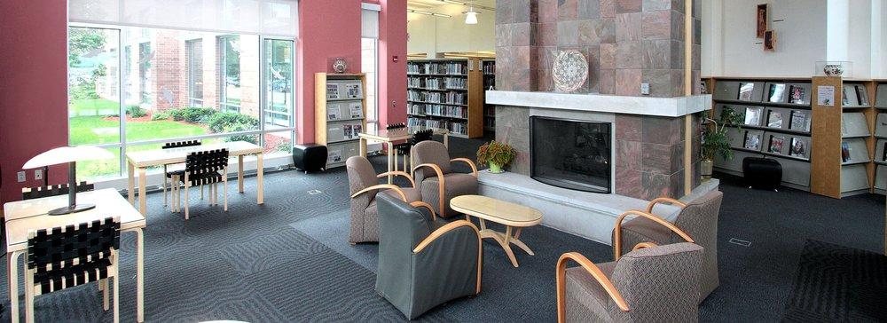 Cudahy Family Library: 3500 Library Dr, Cudahy, WI