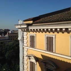 Photo Of Rose Garden Palace   Rome, Roma, Italy. La Vue De Notre