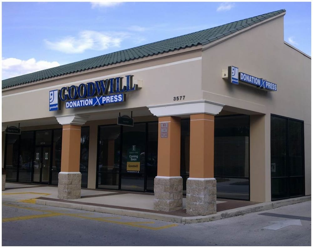 Goodwill Industries Donation Xpress: 3577 Lake Emma Rd, Lake Mary, FL