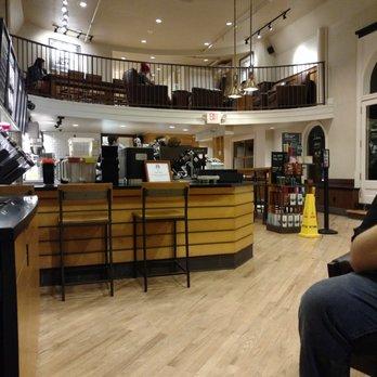 Photo Of Starbucks   Newport, RI, United States. Two Floors, Great Location