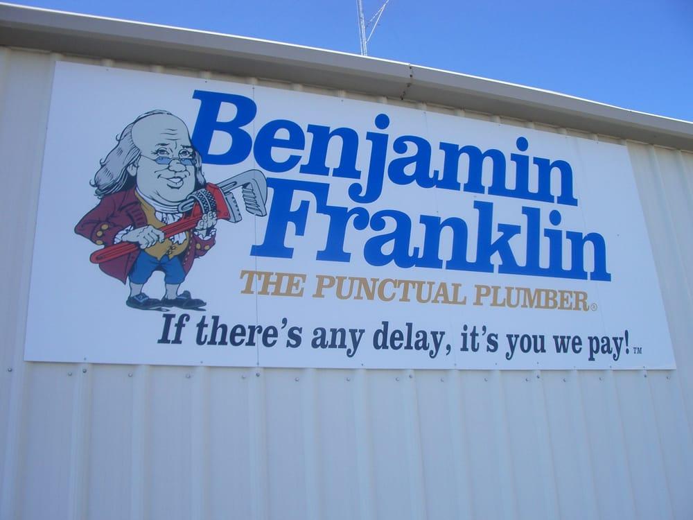 Benjamin Franklin Plumbing of Greenwood: 1121 Reynolds Ave, Greenwood, SC