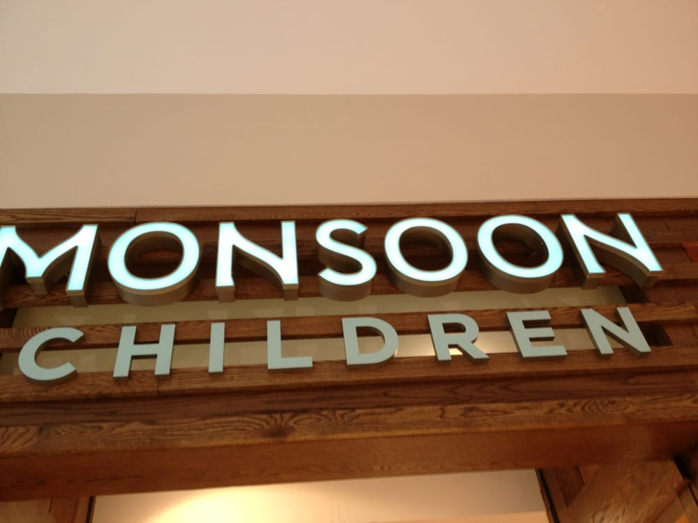 Monsoon Children: 21100 Dulles Town Ctr, Sterling, VA