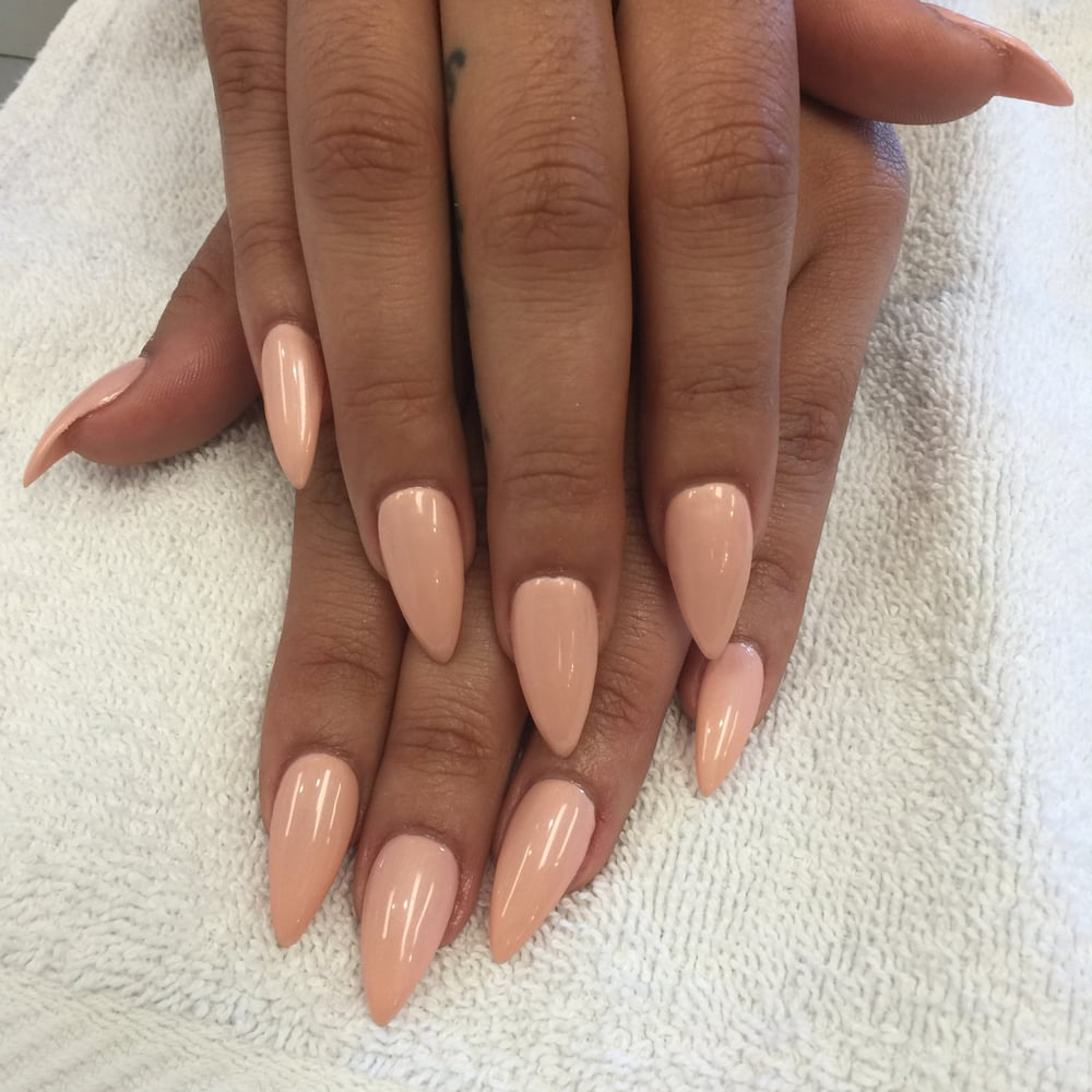 The Little Nail Shop: Best Stilletto Nail Color Ever