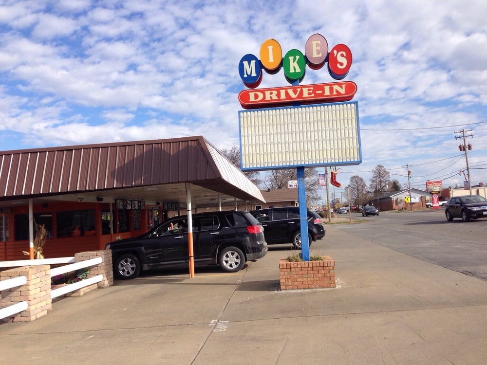 Mike's Drive In: 1007 W Main St, West Frankfort, IL