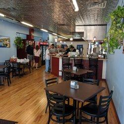 Photo Of Main Street Gyro Nashua Nh United States Dining Room